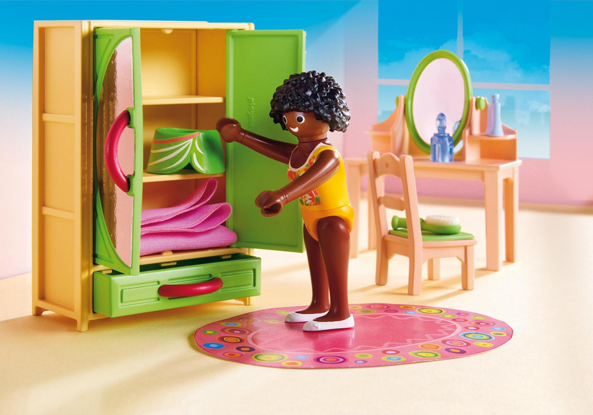 Master Bedroom 5309 Playmobil 174 Usa