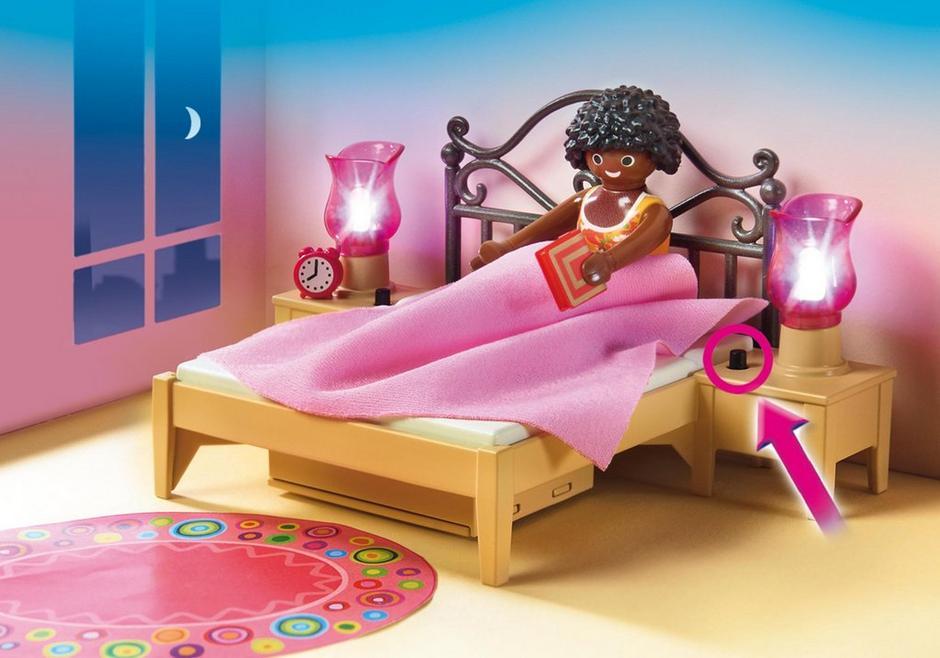 Slaapkamer met kaptafel - 5309 - PLAYMOBIL® Nederland