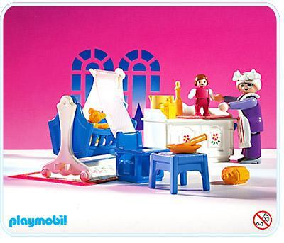 babyzimmer - 5313-a - playmobil® deutschland