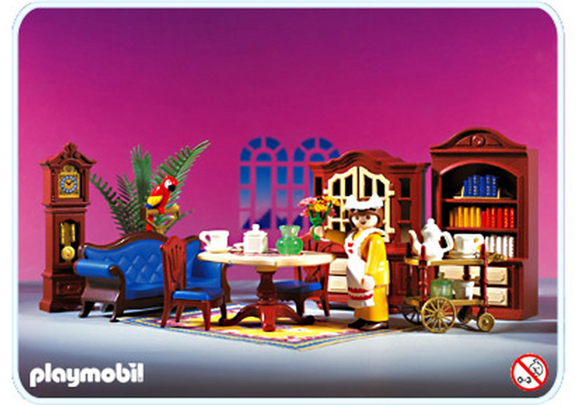 Wohnzimmer 5316 a playmobil deutschland for Jugendzimmer playmobil