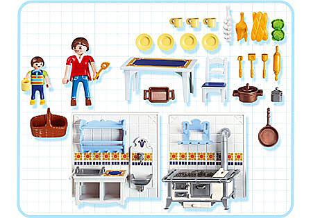 5317-A Gemütliche Küche detail image 2