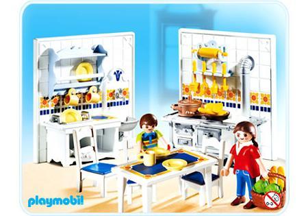 Gemütliche Küche
