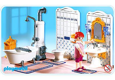 5318-A Badezimmer mit Wanne detail image 1