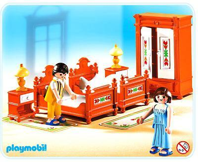 http://media.playmobil.com/i/playmobil/5319-A_product_detail/Parents / chambre traditionnelle