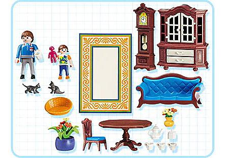 5327-A Romantisches Wohnzimmer detail image 2