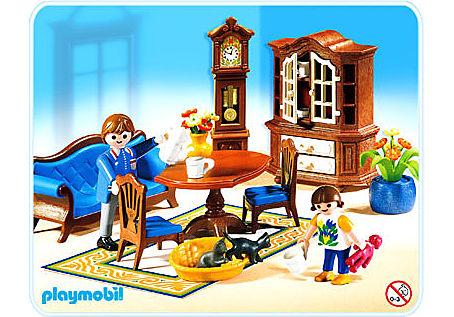 5327-A Romantisches Wohnzimmer detail image 1