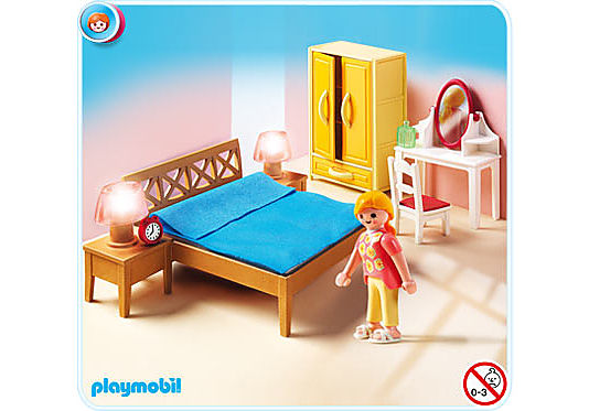 5331-A Chambre des parents avec coiffeuse detail image 1