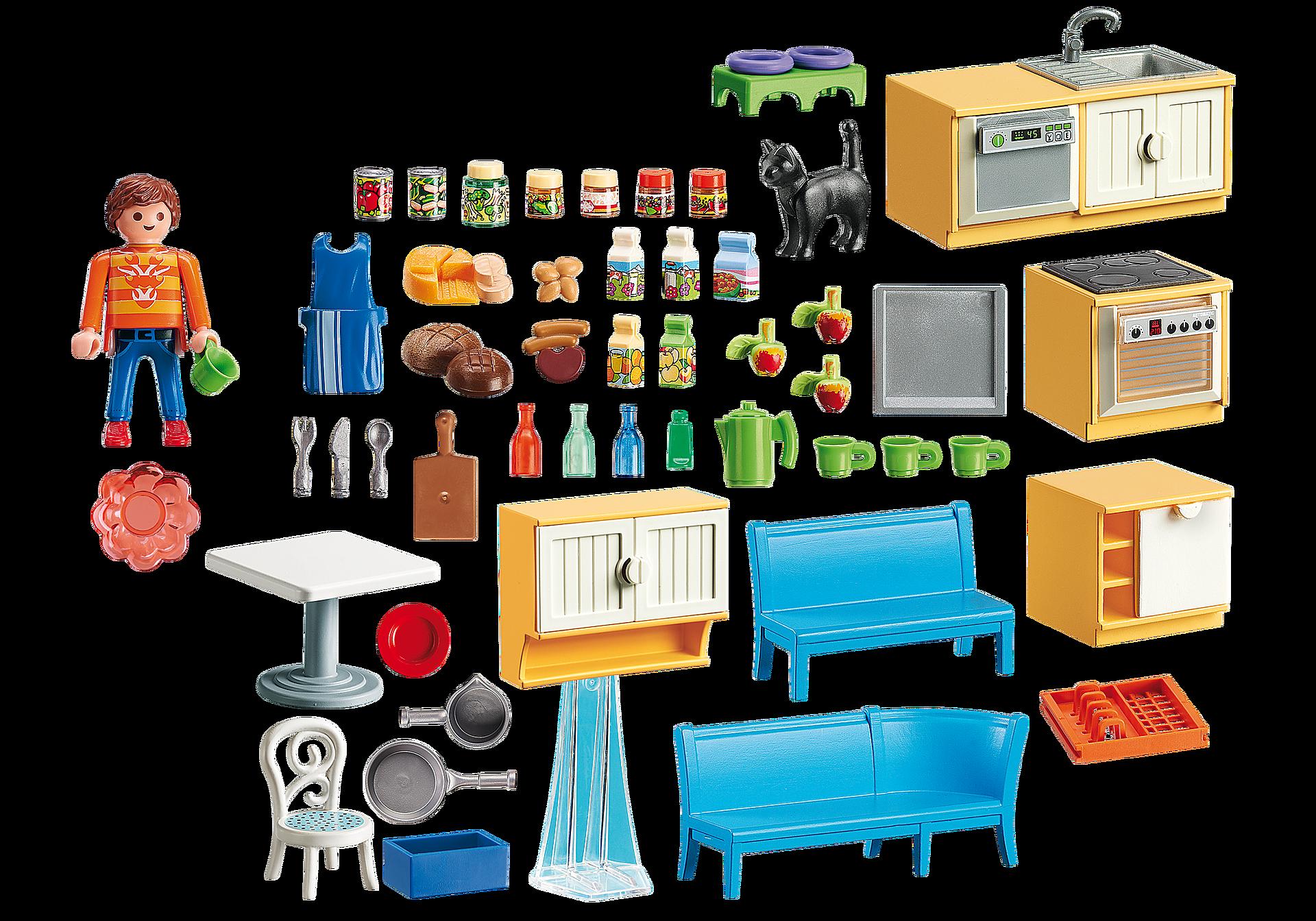 5336 Einbauküche mit Sitzecke zoom image3