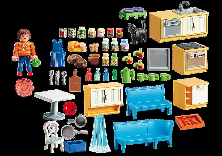 5336 Einbauküche mit Sitzecke detail image 3