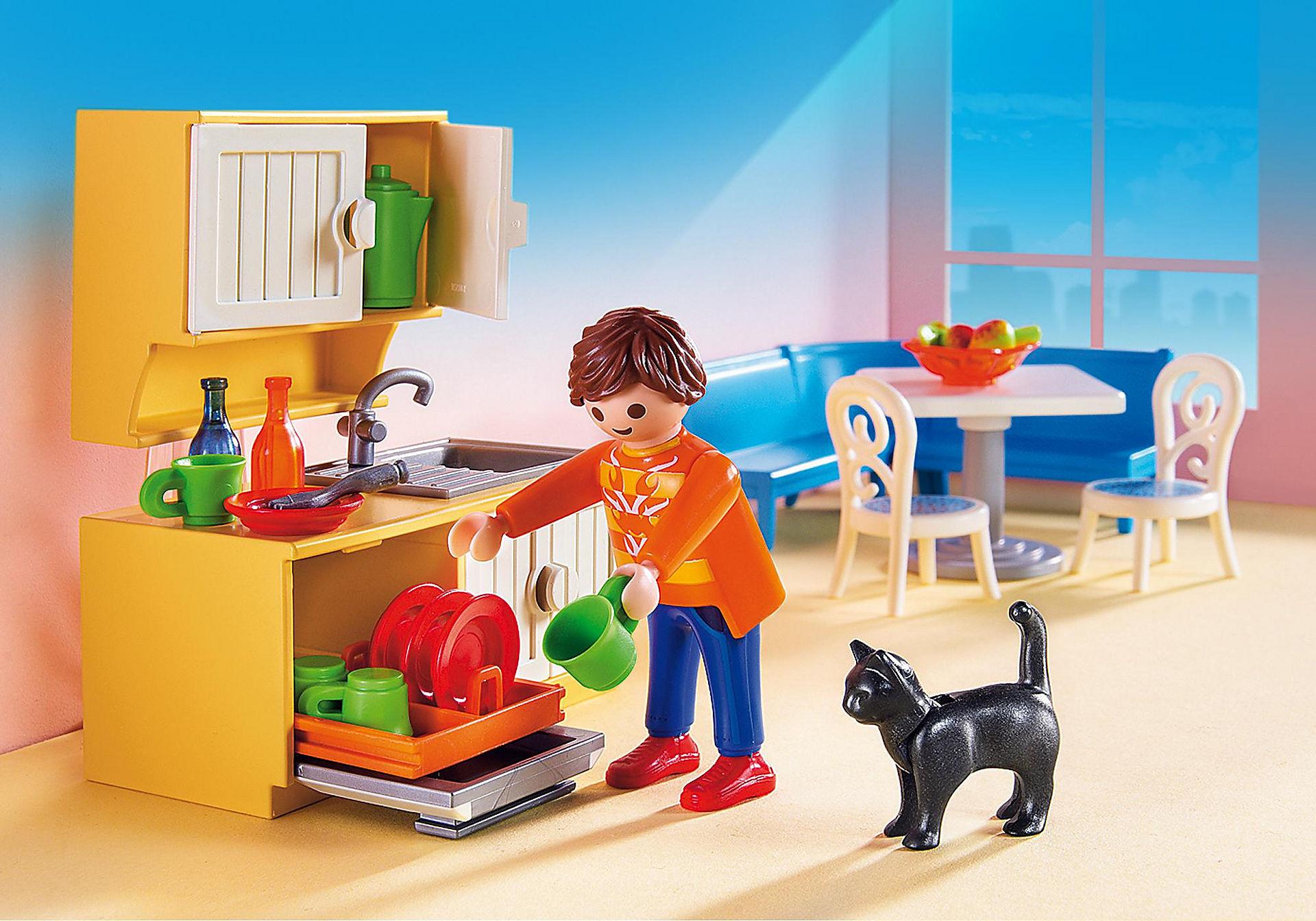 5336 Κουζίνα με καθιστικό zoom image4