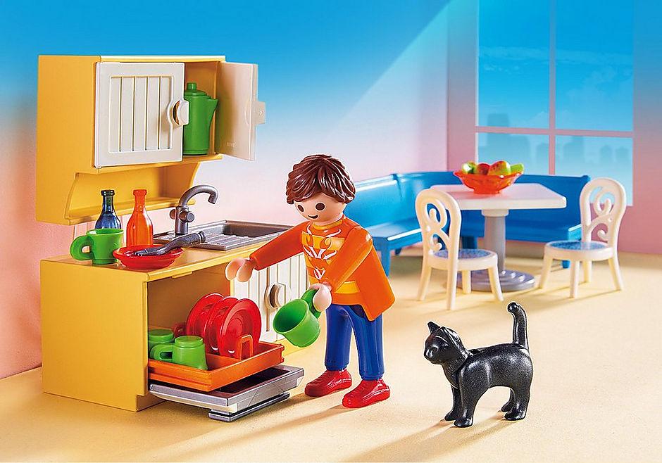 5336 Einbauküche mit Sitzecke detail image 4