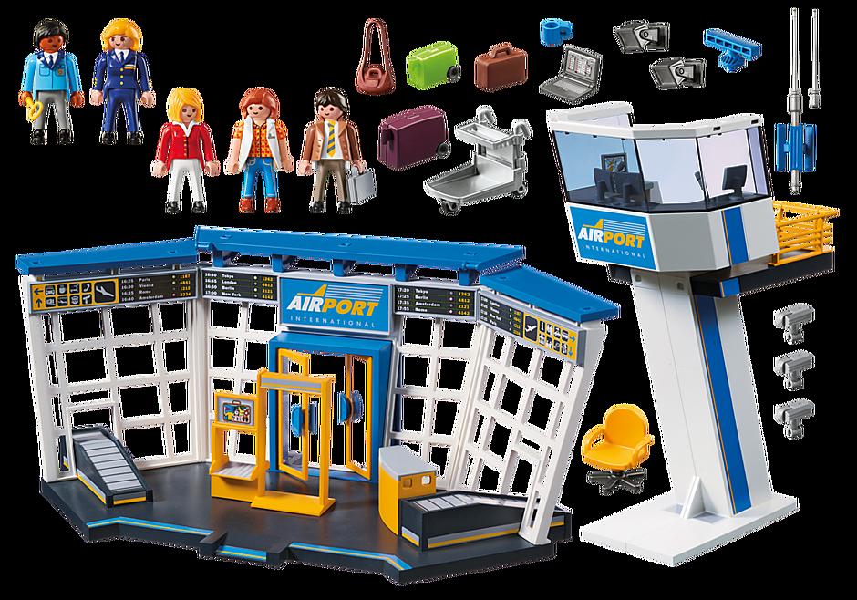 http://media.playmobil.com/i/playmobil/5338_product_box_back/Aéroport avec tour de contrôle