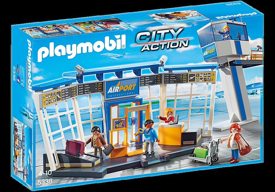 http://media.playmobil.com/i/playmobil/5338_product_box_front/Aéroport avec tour de contrôle