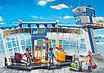 5338 City-Flughafen mit Tower