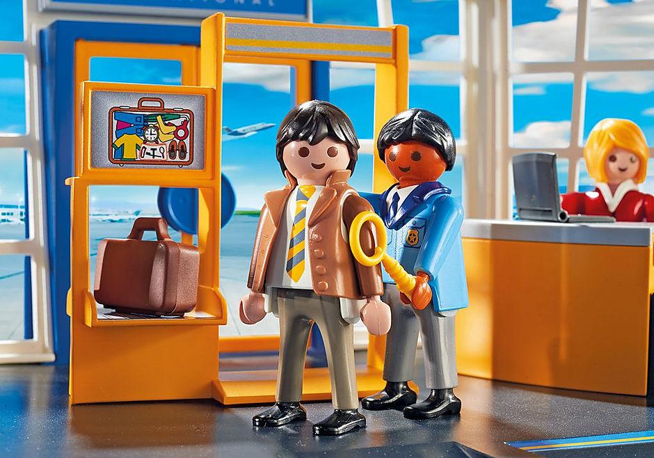 http://media.playmobil.com/i/playmobil/5338_product_extra5/Aéroport avec tour de contrôle