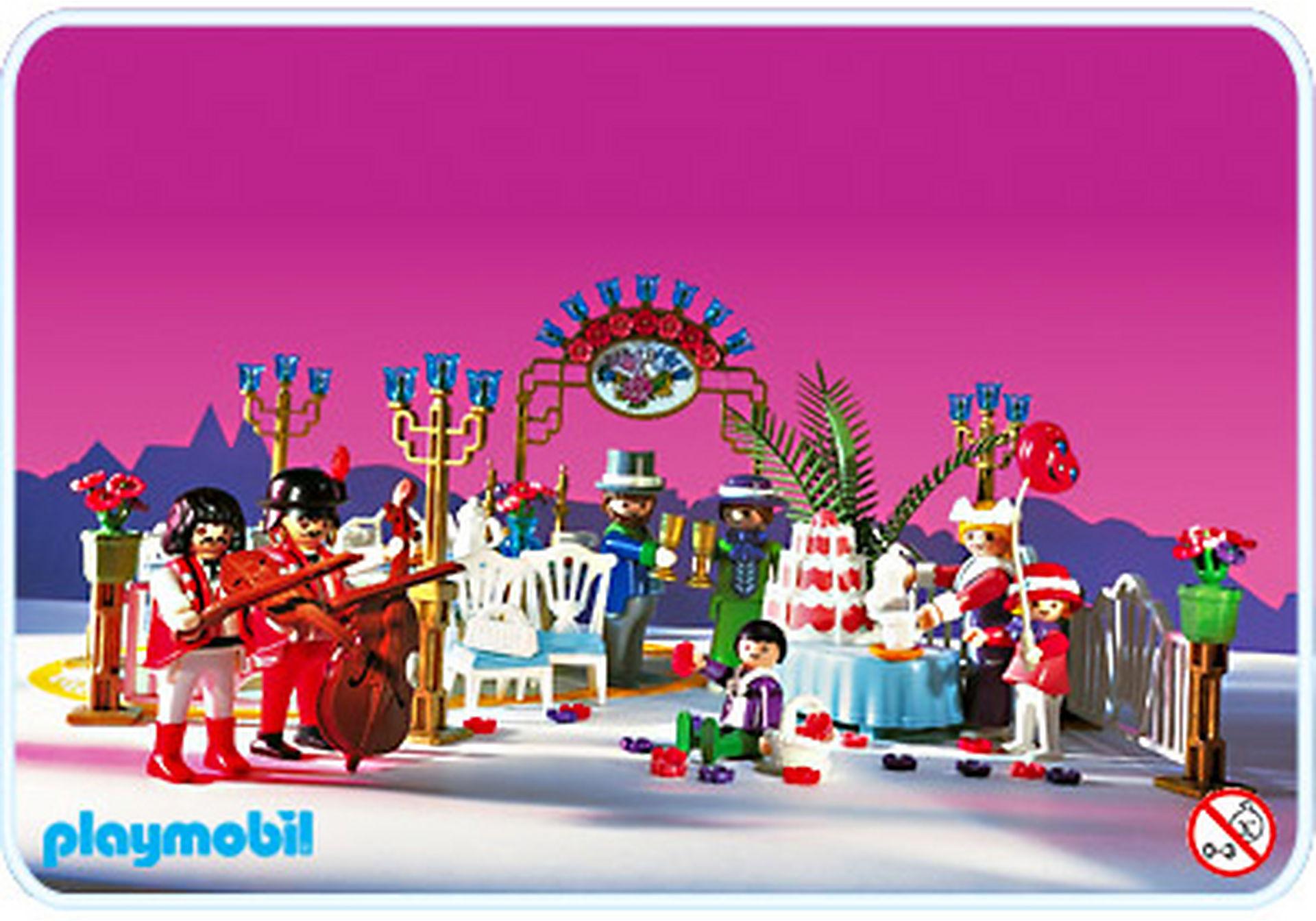 5339-A Banquet de mariage zoom image1