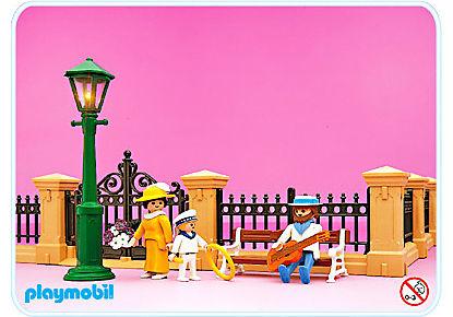 5360-A Grilles de parc detail image 1