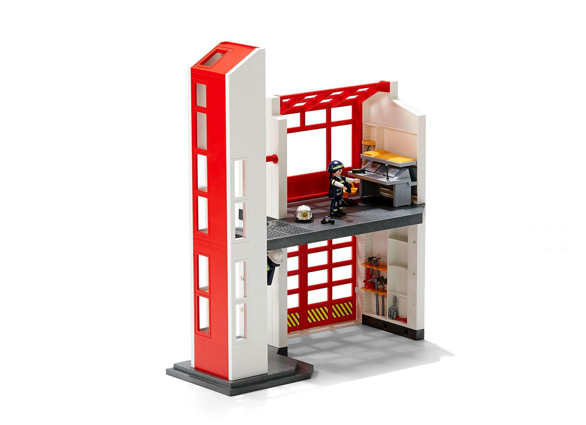 Fire Station With Alarm 5361 Playmobil Lithuania