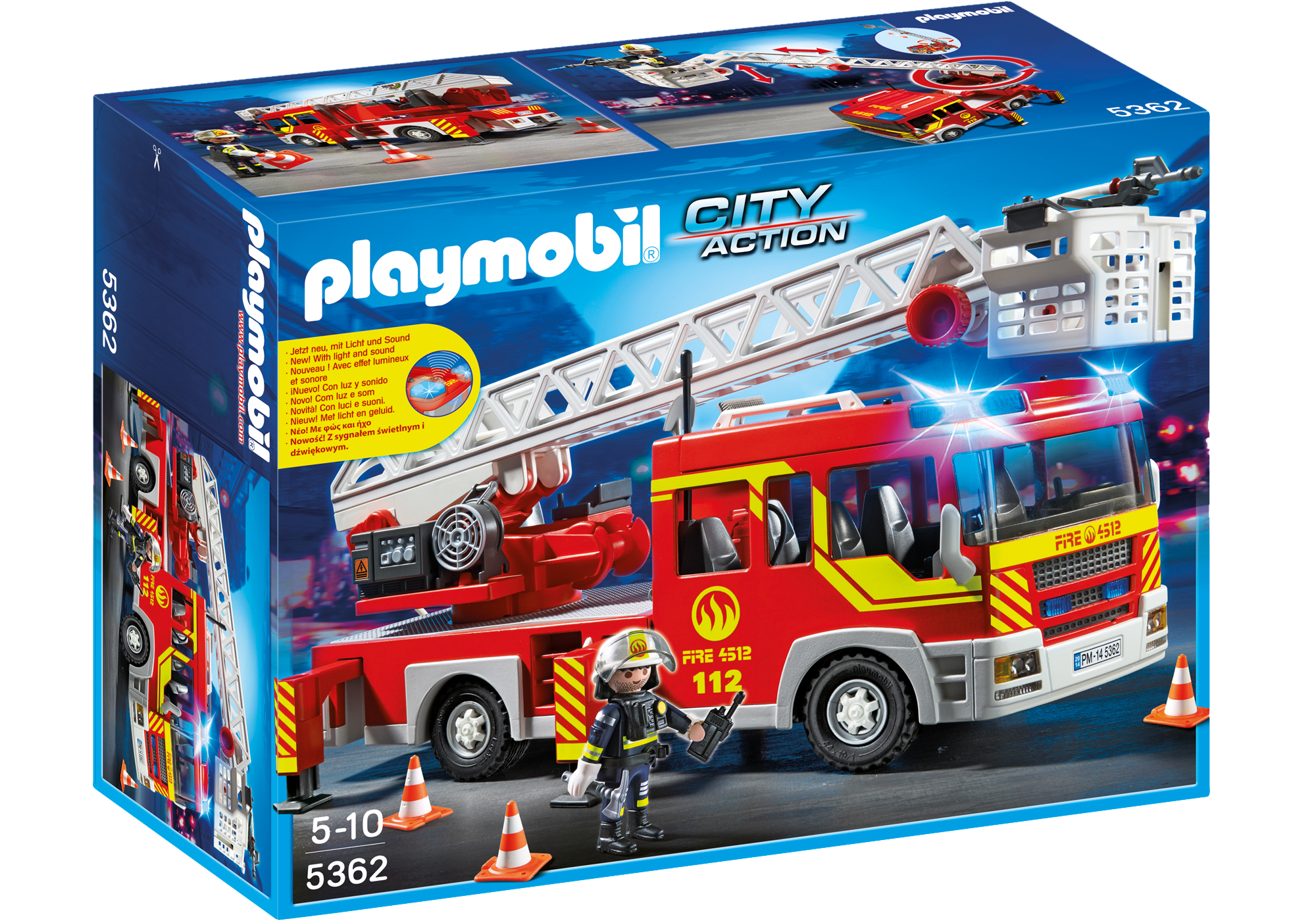 http://media.playmobil.com/i/playmobil/5362_product_box_front/Ladder Unit with Lights and Sound