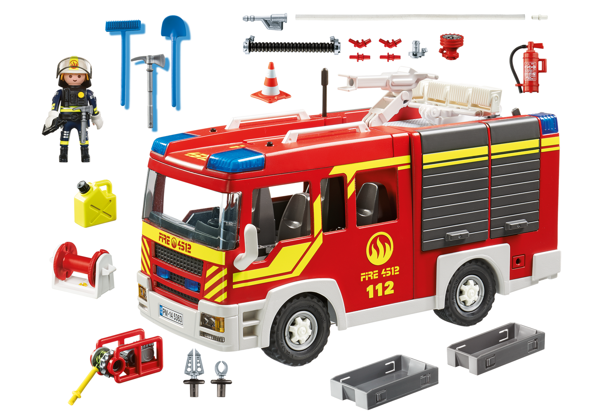 Camion Playmobil Food Truck
