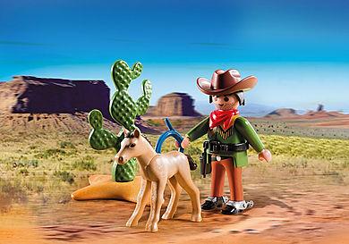 5373 Vaquero con Potro