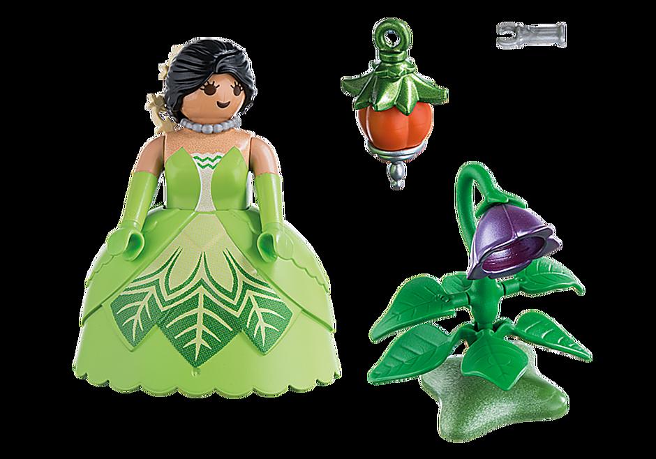 5375 Princesa do jardim detail image 3