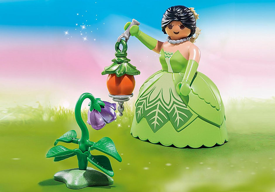 5375 Kwiatowa księżniczka detail image 1