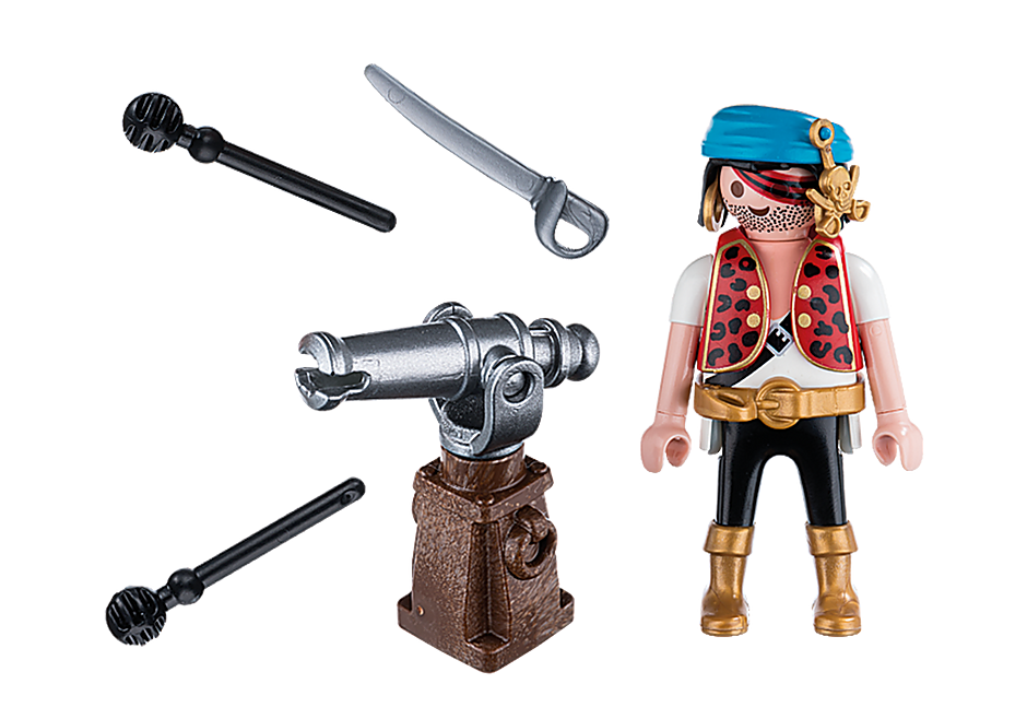 5378 Pirata com canhão detail image 3