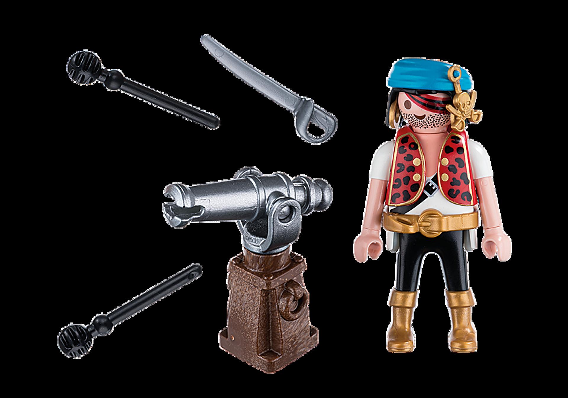 5378 Pirata con Cañón zoom image3