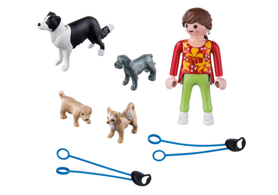 Playmobil Dogs Puppies