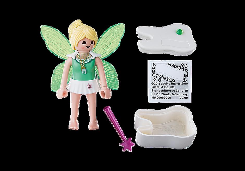5381 Fée avec boîte à dents de lait detail image 3
