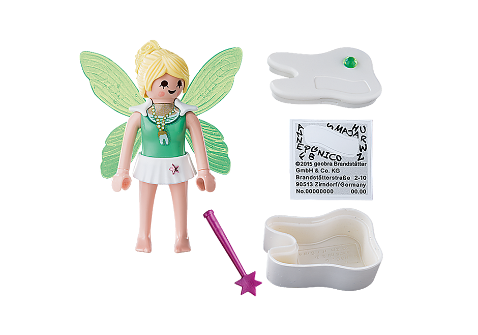 5381 Tooth Fairy detail image 3