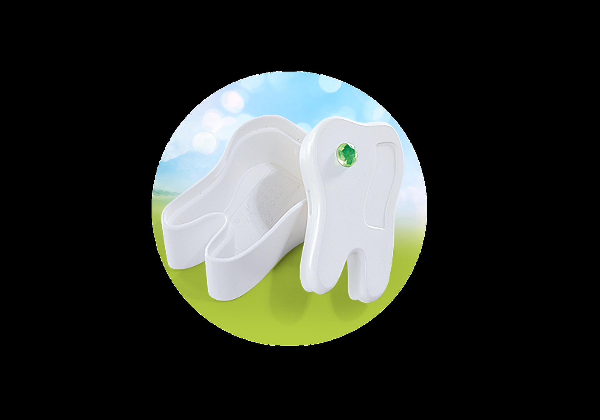 5381 Fée avec boîte à dents de lait zoom image4