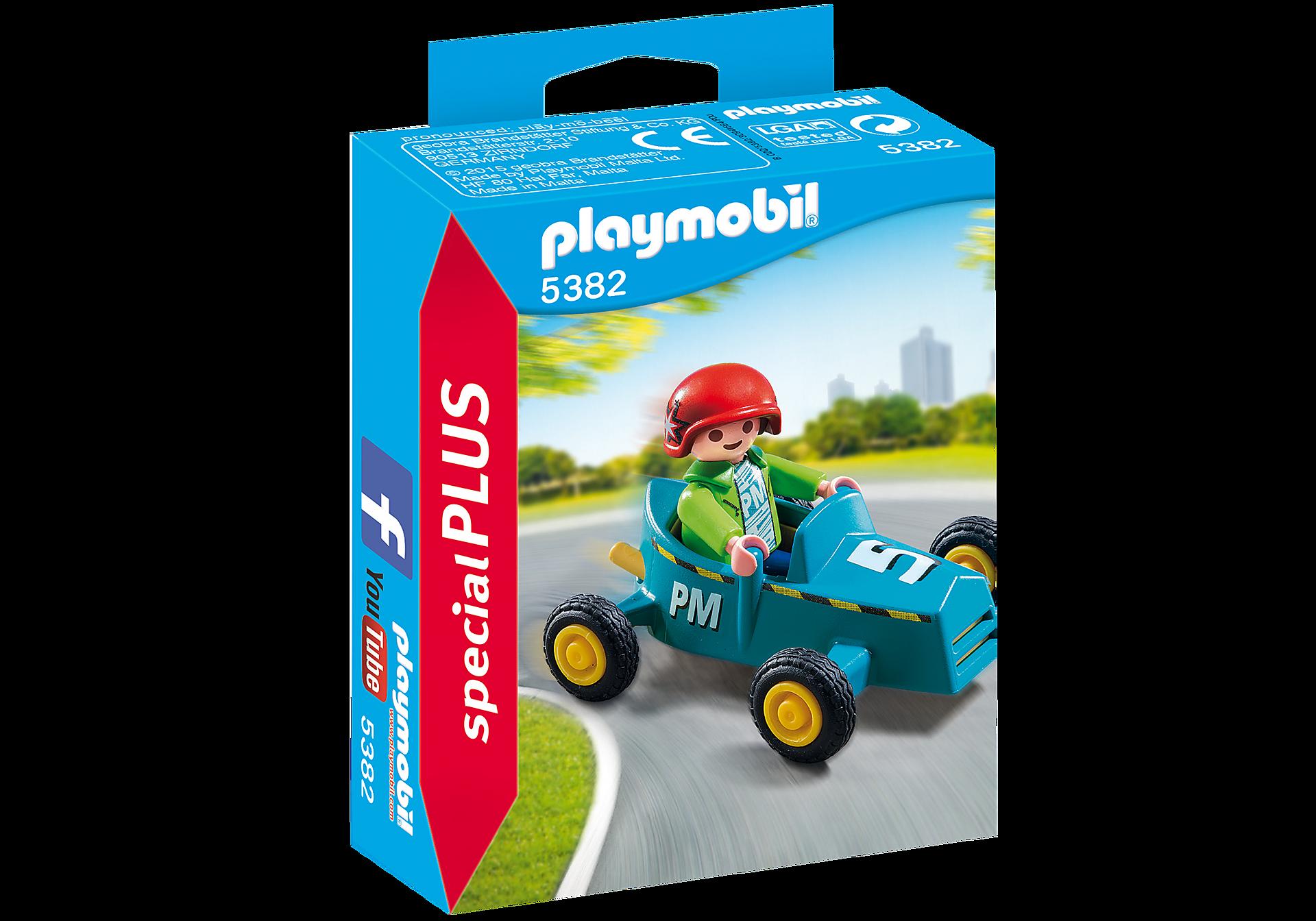 5382 Boy with Go-Kart zoom image2