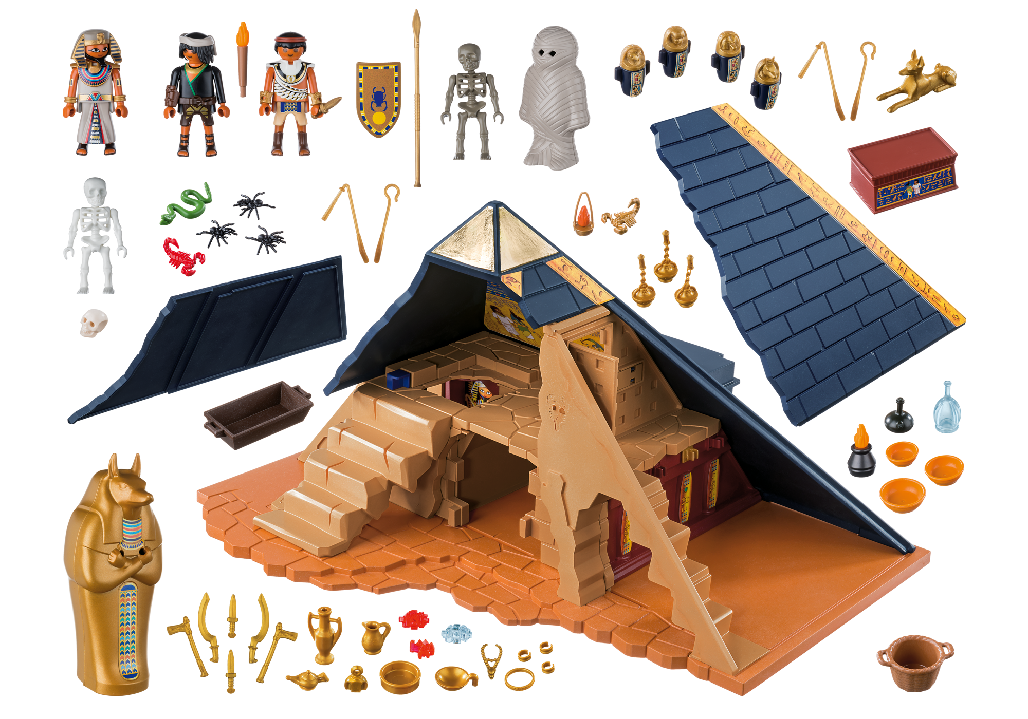 http://media.playmobil.com/i/playmobil/5386_product_box_back/Римляне и Египтяне: Пирамида Фараона