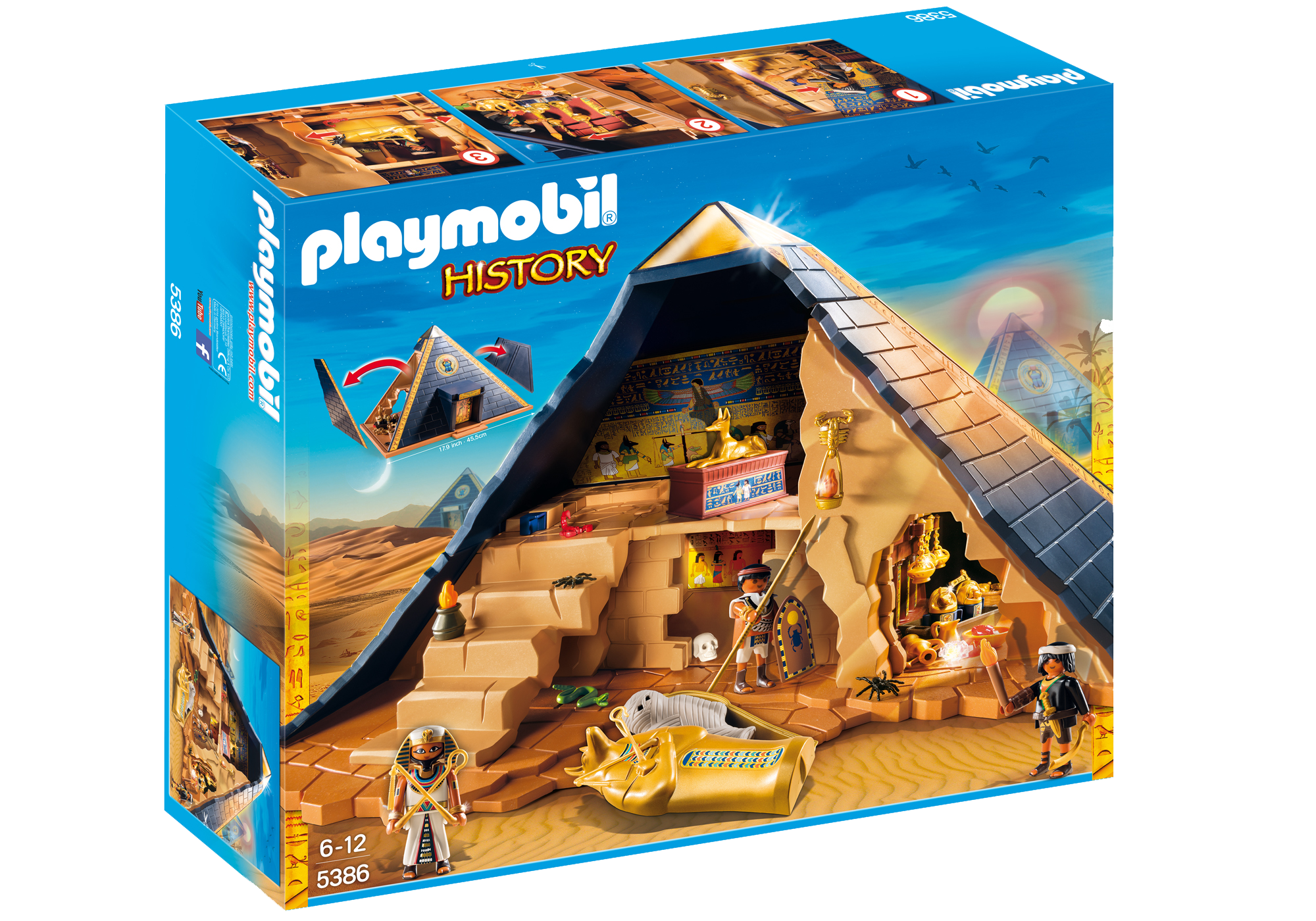 http://media.playmobil.com/i/playmobil/5386_product_box_front/Римляне и Египтяне: Пирамида Фараона