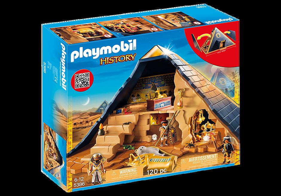 5386 Piramide van de farao detail image 4