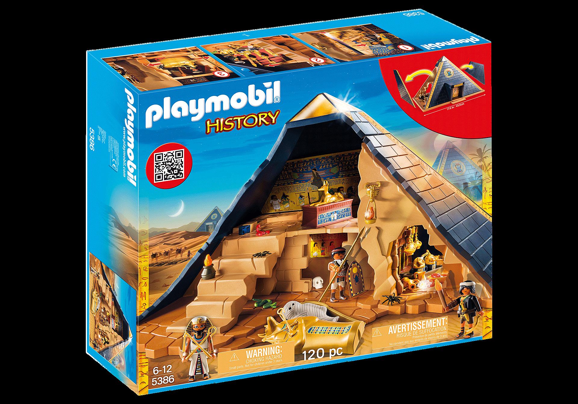 5386 Pyramide du pharaon  zoom image4