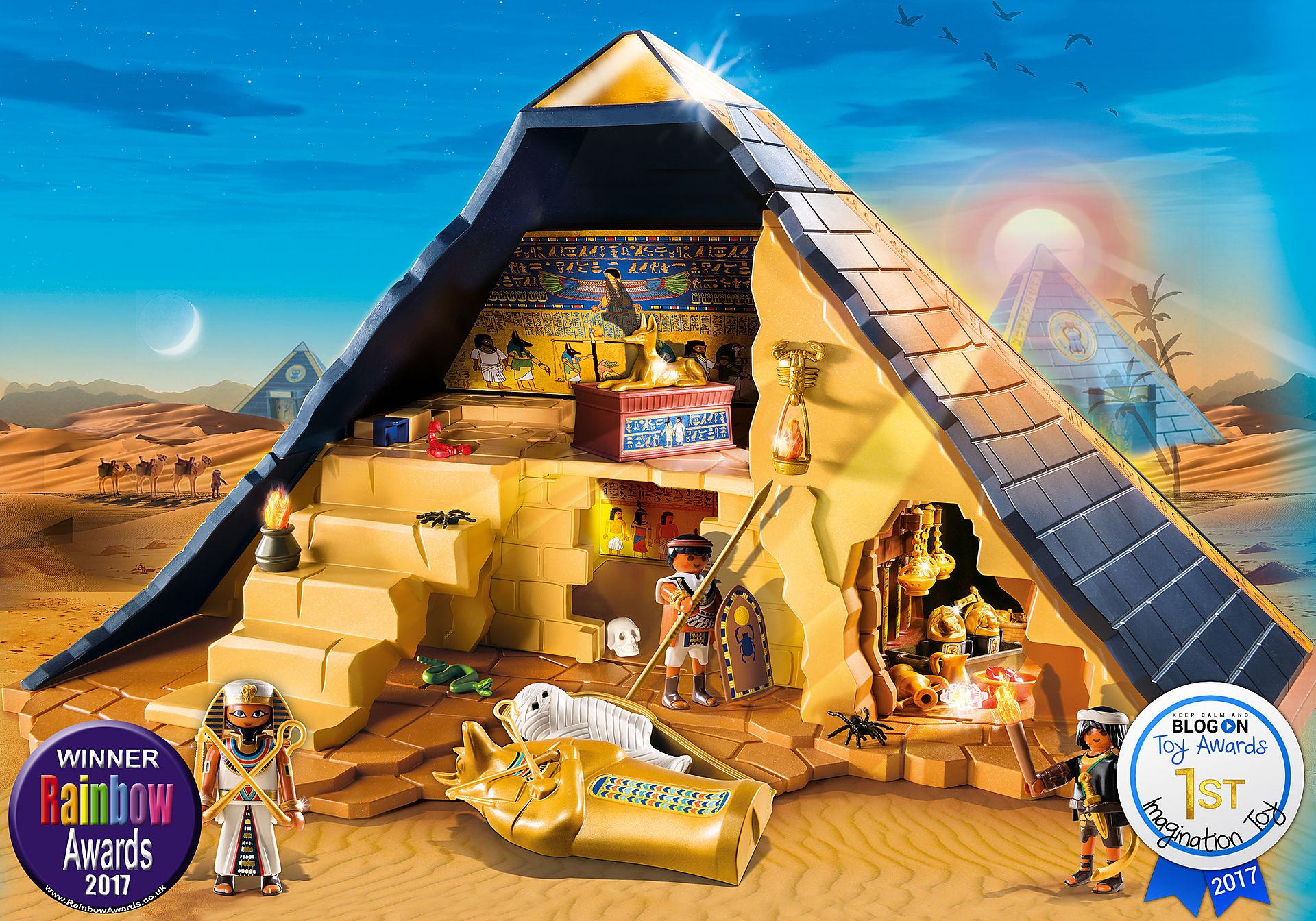 5386 Pharaoh's Pyramid zoom image1