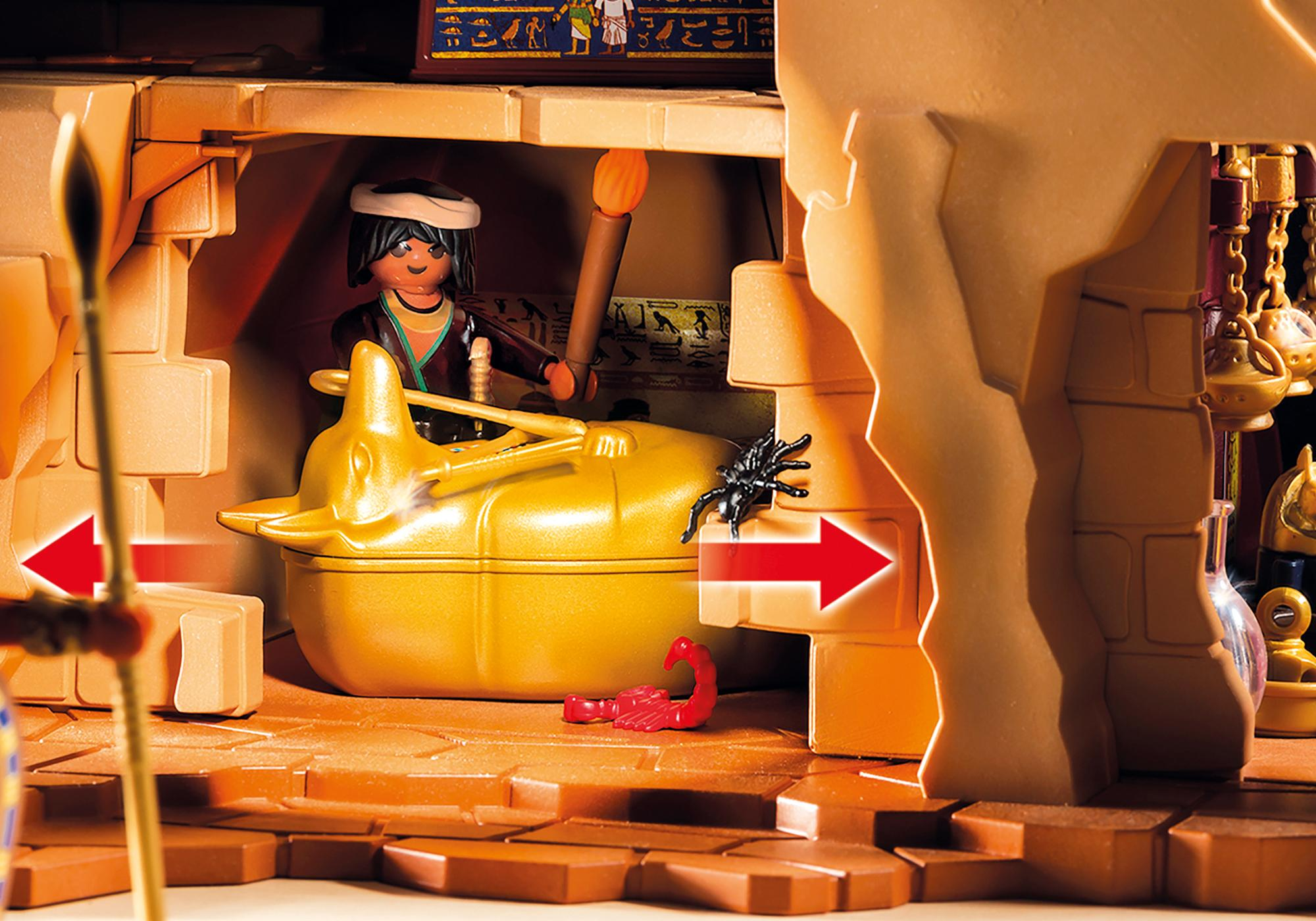 http://media.playmobil.com/i/playmobil/5386_product_extra1/Римляне и Египтяне: Пирамида Фараона
