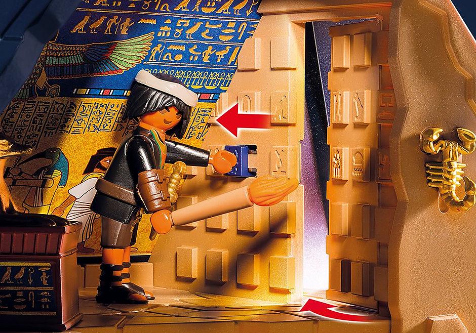 5386 Pyramide du pharaon  detail image 8