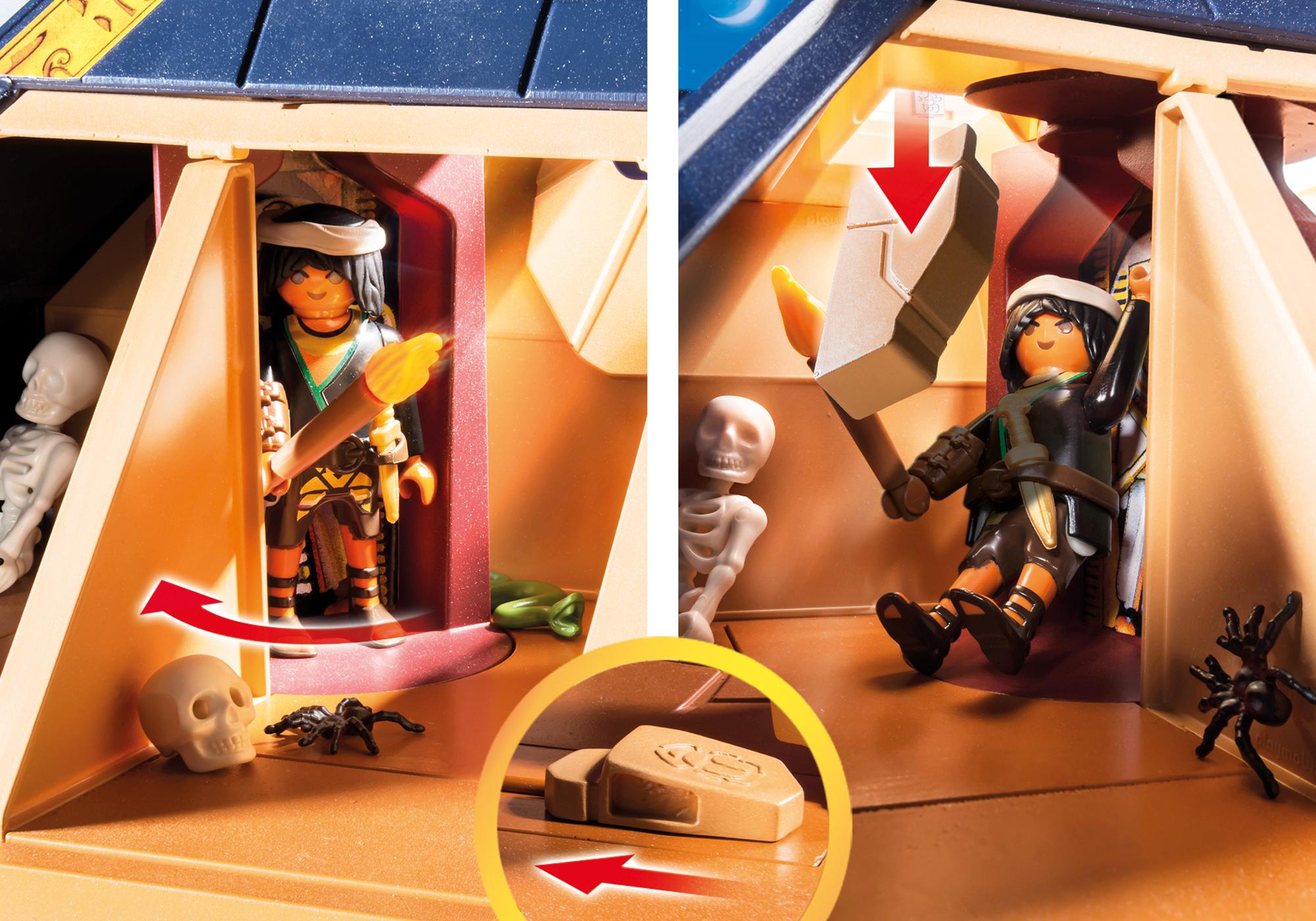 http://media.playmobil.com/i/playmobil/5386_product_extra5/Римляне и Египтяне: Пирамида Фараона
