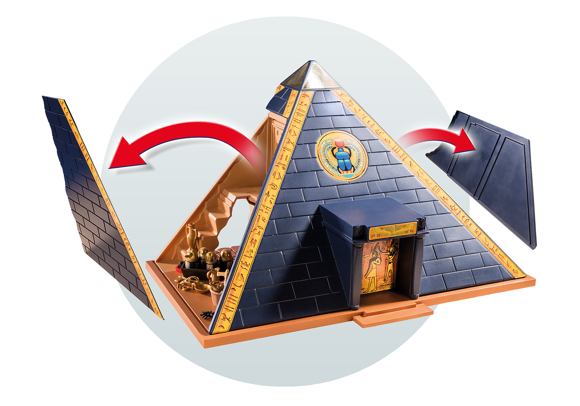 5386 Faraos pyramid zoom image11