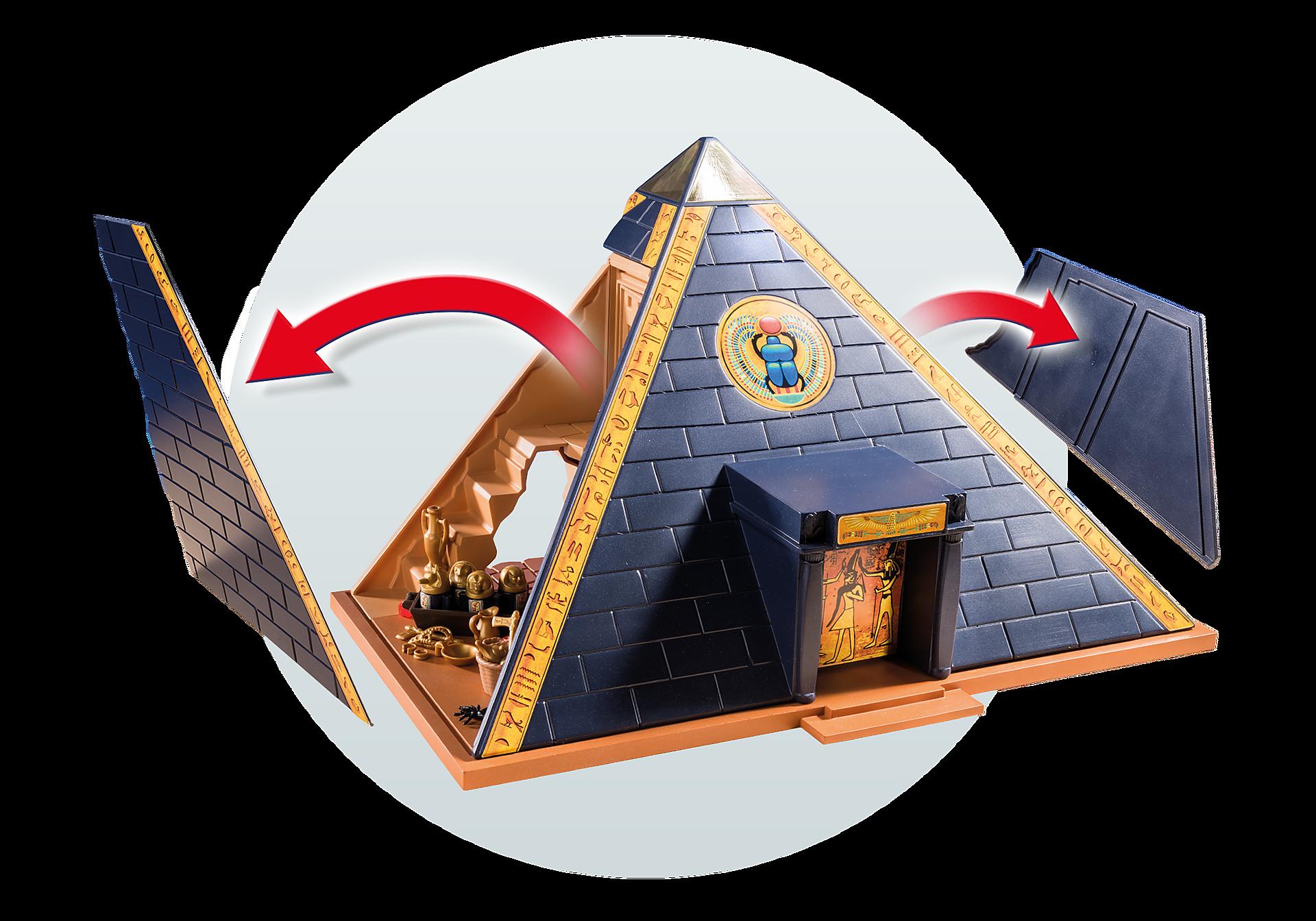 5386 Pyramide du pharaon  zoom image11