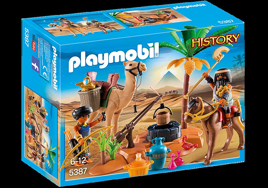5387 Римляне и Египтяне: Лагерь Расхитителей гробниц detail image 3