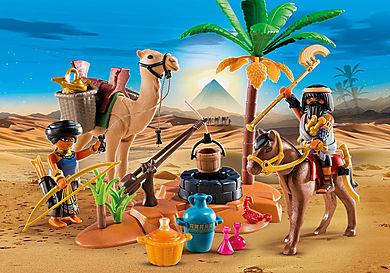 5387 Acampamento egípcio