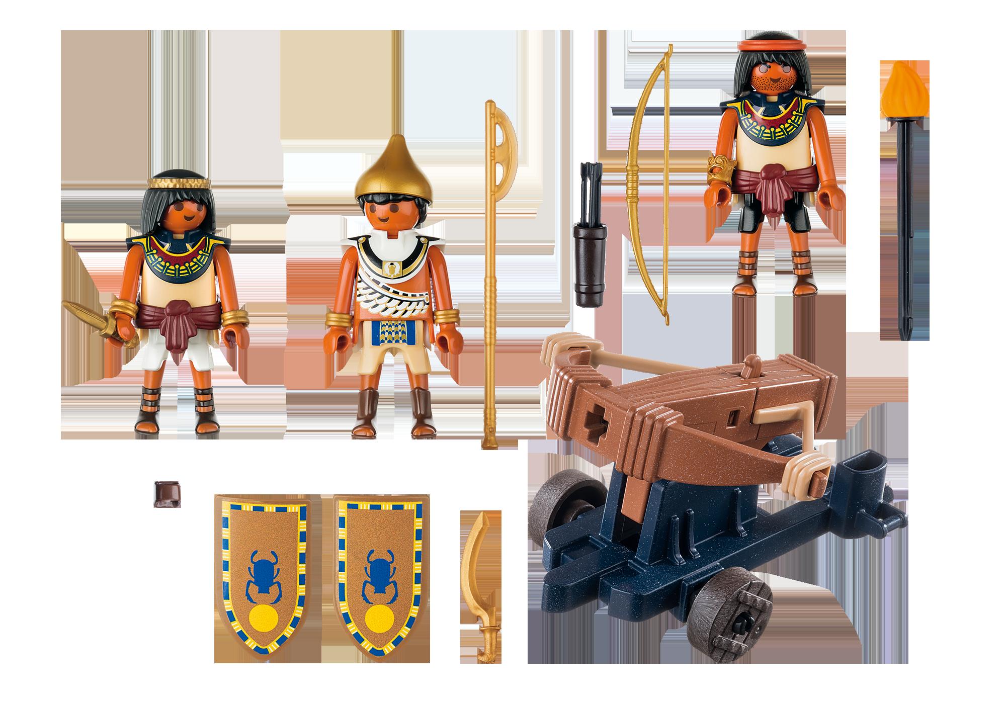 http://media.playmobil.com/i/playmobil/5388_product_box_back/Римляне и Египтяне: Египетский солдат с Баллистой