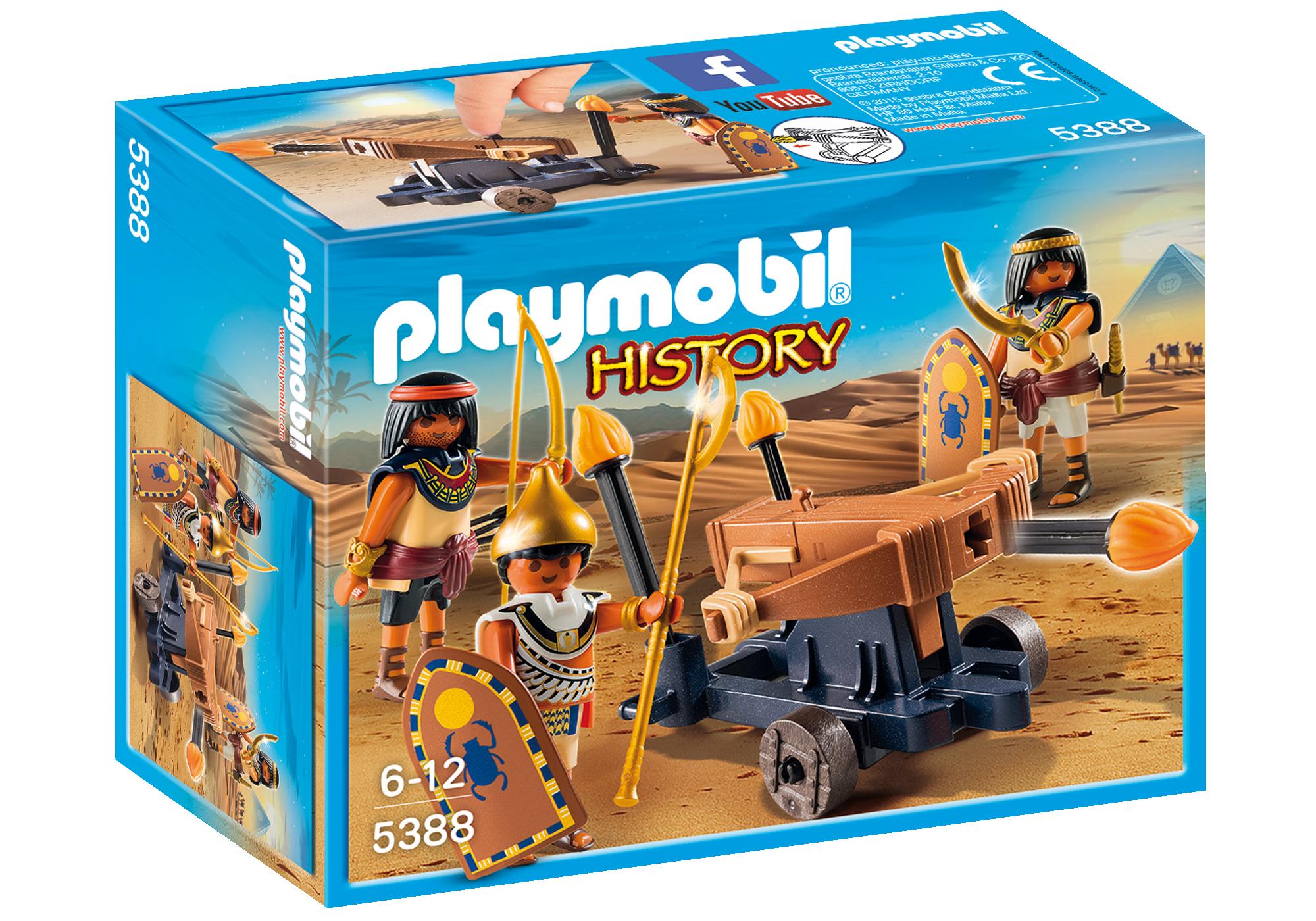 http://media.playmobil.com/i/playmobil/5388_product_box_front/Римляне и Египтяне: Египетский солдат с Баллистой