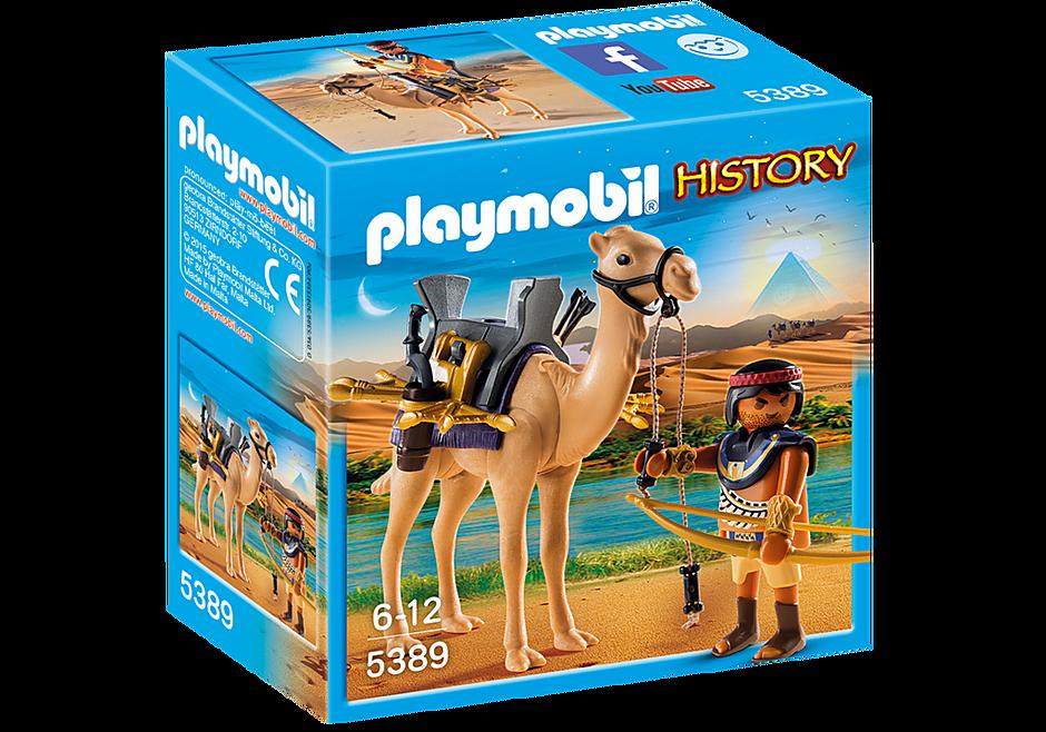 http://media.playmobil.com/i/playmobil/5389_product_box_front/Римляне и Египтяне: Египетский воин с верблюдом