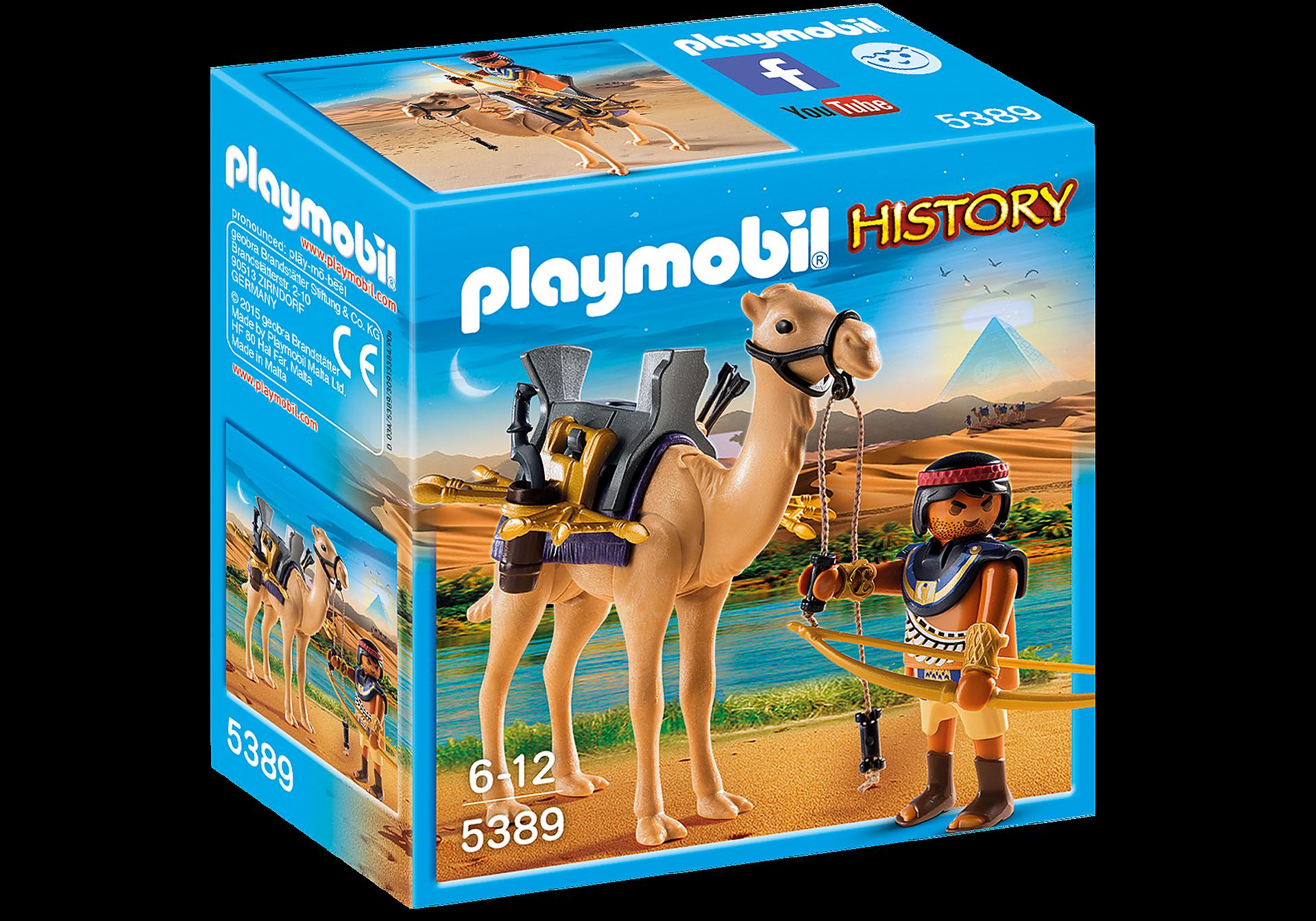 5389 Egipcio con Camello zoom image3